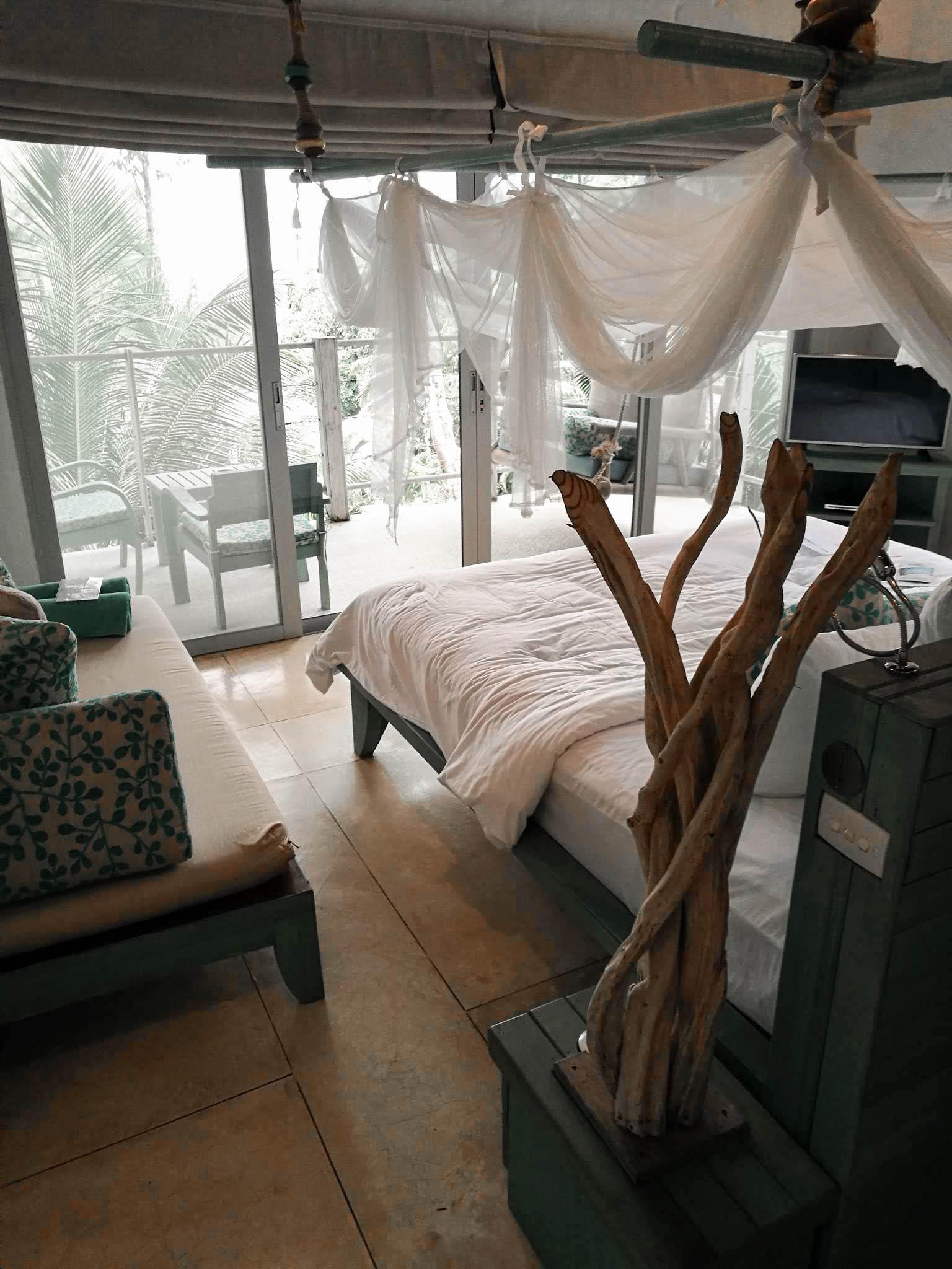 Les chambres du Koh Yao Noi Paradise