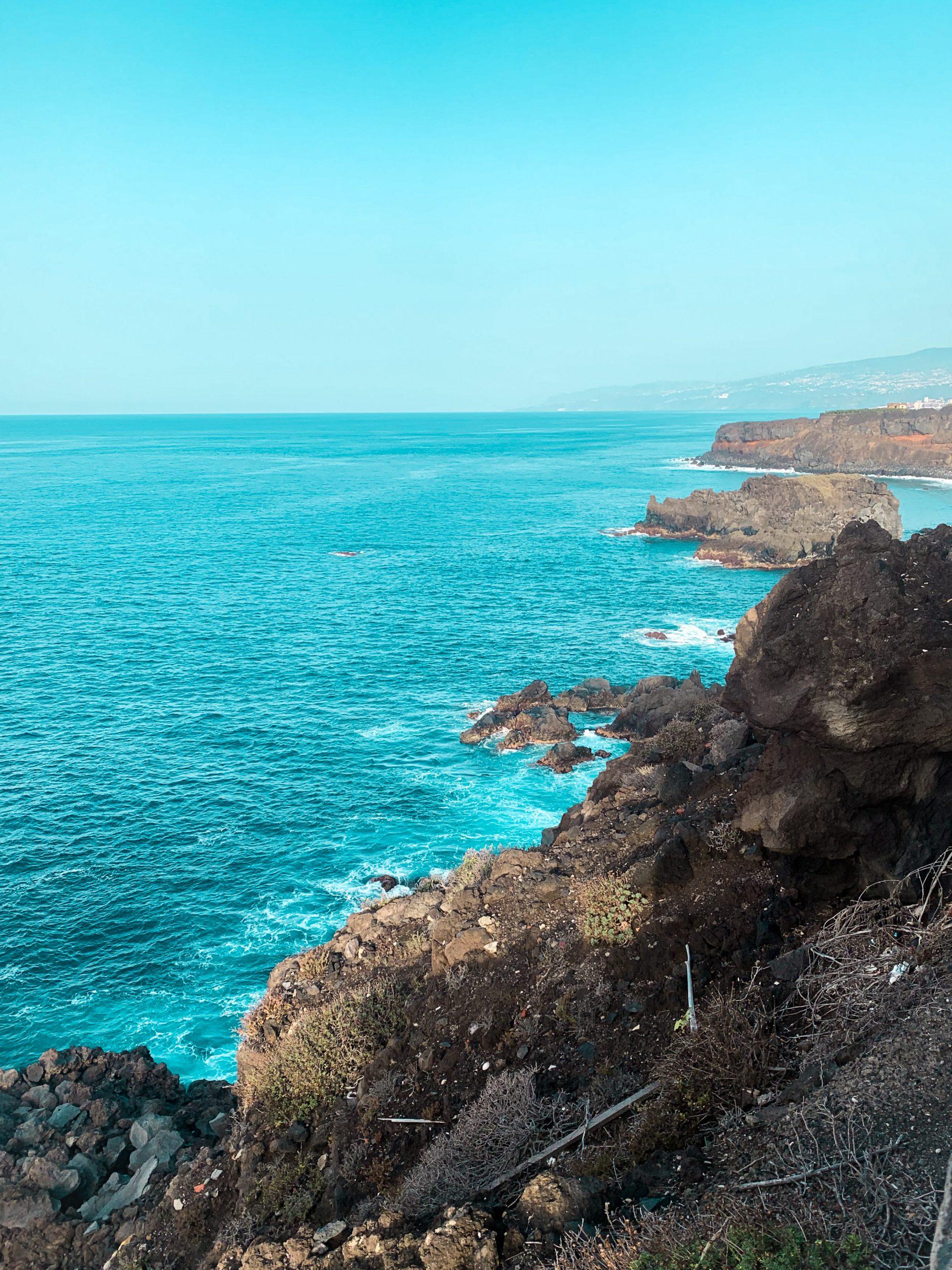Sur le chemin de la playa Del Bollullo