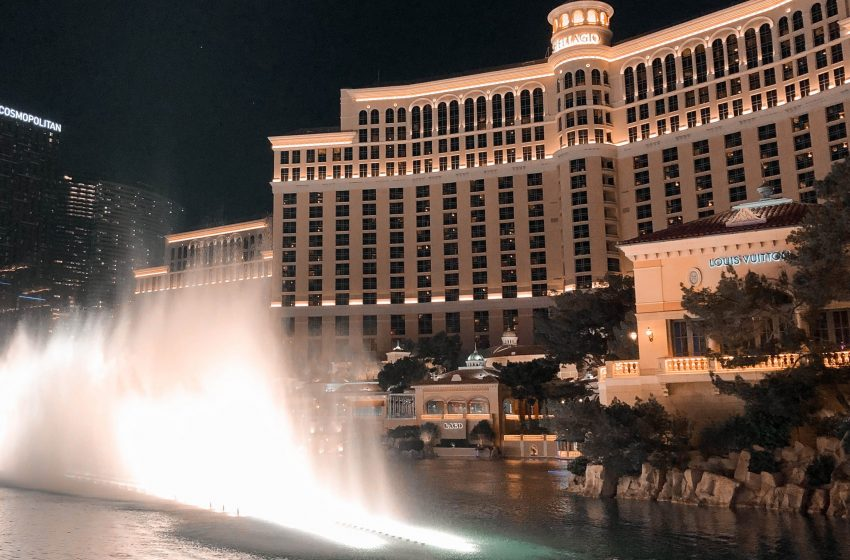 4 jours à Las Vegas, la démesurée