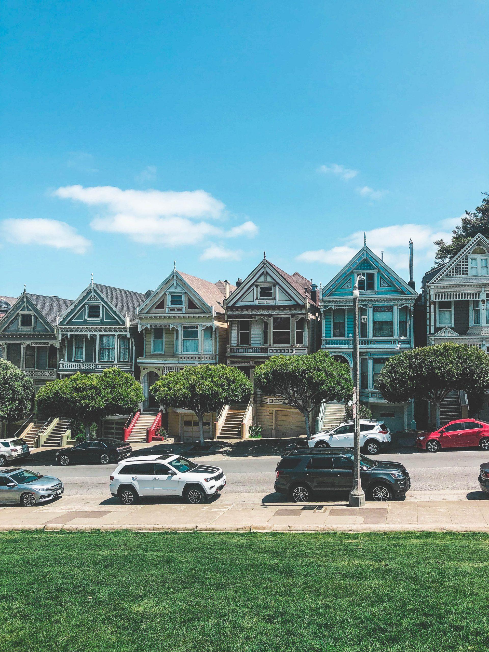 Painted Ladies, les maisons colorées de San Francisco