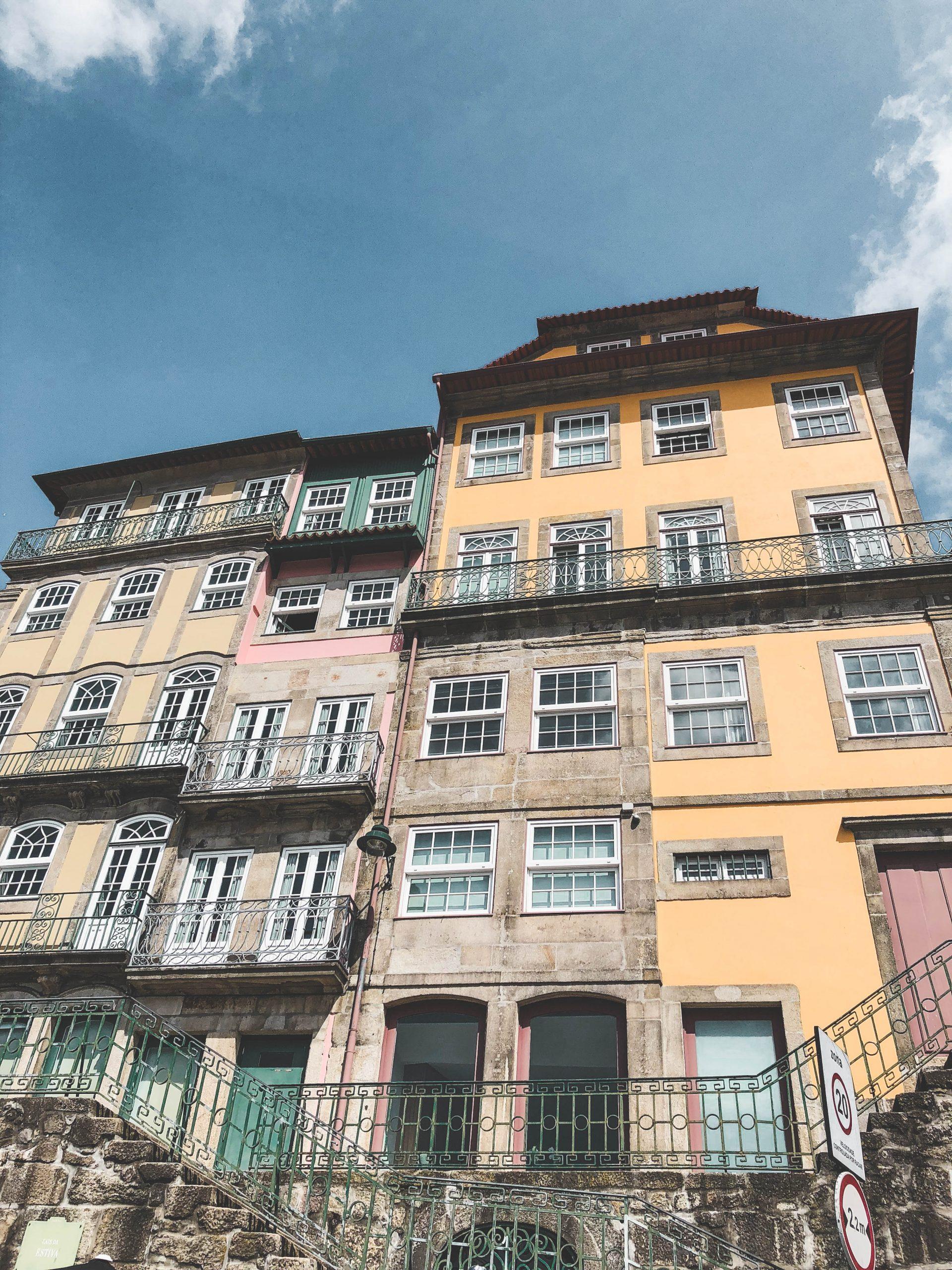 Les jolies maisons portuanes