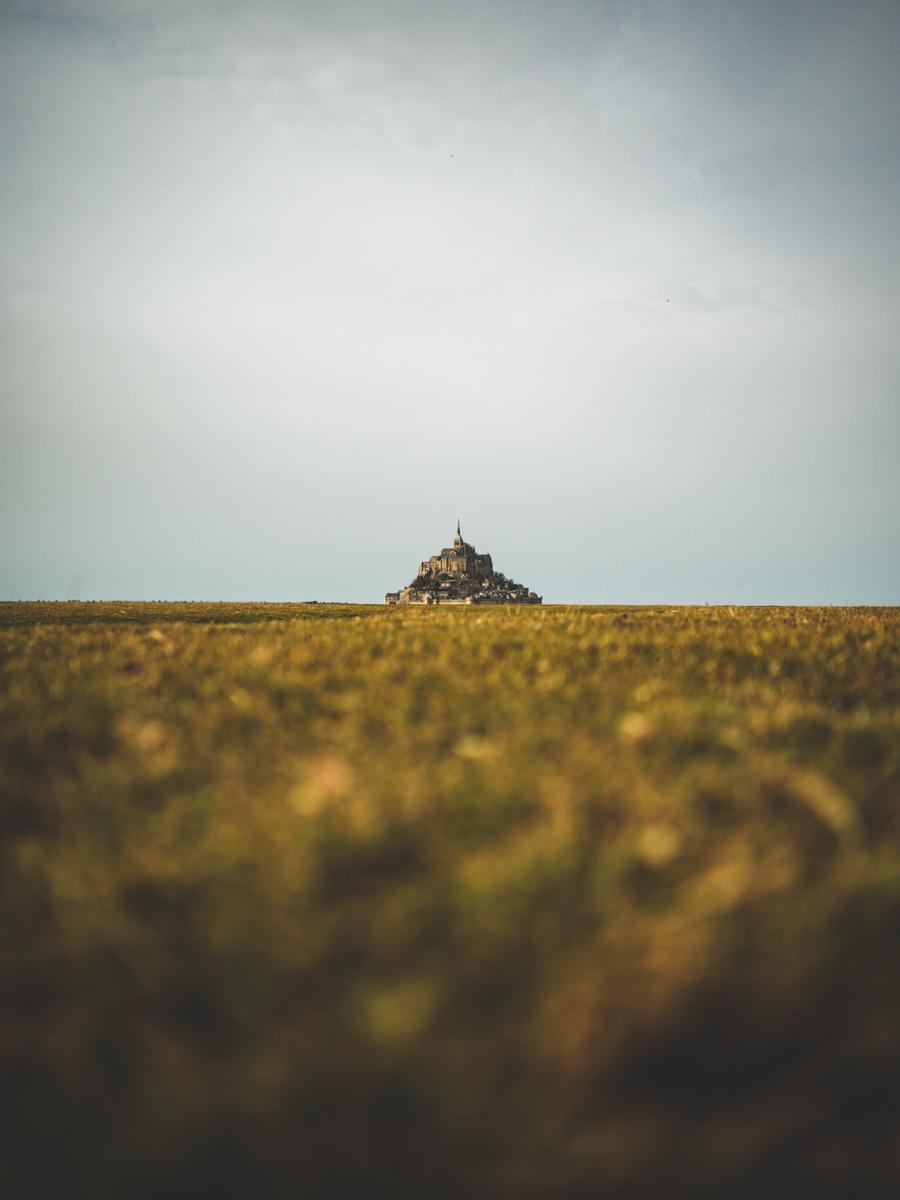 Le Mont-Saint-Michel et ses prés