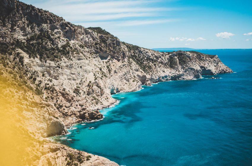 Visiter Ibiza vue de la tour du pirate